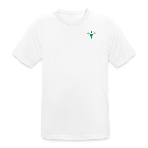 simple logo - Männer T-Shirt atmungsaktiv