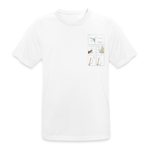 test test test test test test - Men's Breathable T-Shirt
