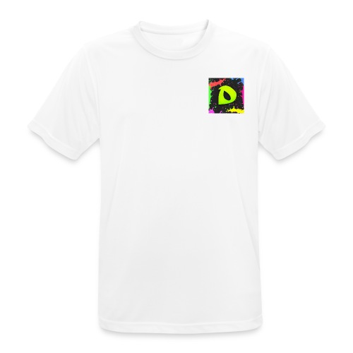 Logo de drek sur la poitrine - T-shirt respirant Homme