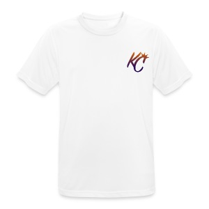 KC COLOURFUL - Men's Breathable T-Shirt