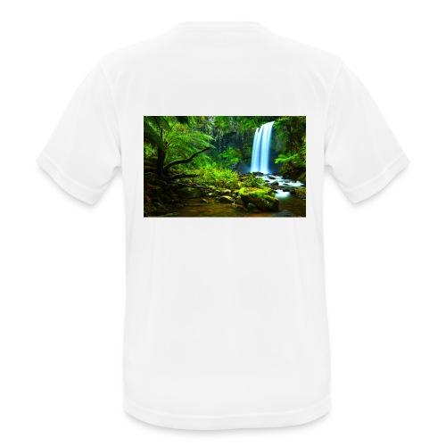 Quayambaya Sportswear - Männer T-Shirt atmungsaktiv