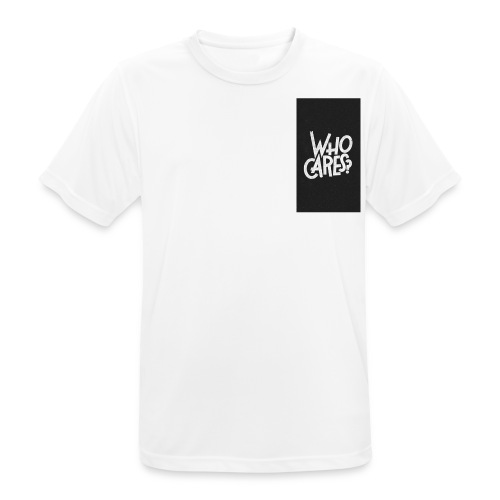 WHO CARES ? - T-shirt respirant Homme