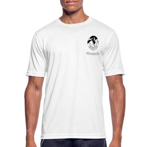 MTB for Mental Health - Men's Breathable T-Shirt