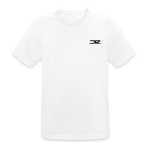DENZEL Black - T-shirt respirant Homme