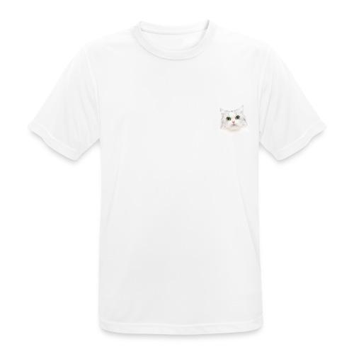 CAT DAY COLECCION - Camiseta hombre transpirable