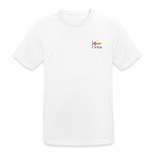 KYCK - classic - Männer T-Shirt atmungsaktiv
