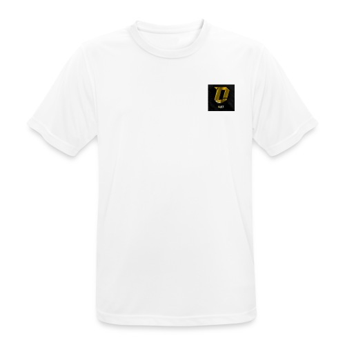 OuTt Merch (OFFICIAL MERCH) - Männer T-Shirt atmungsaktiv