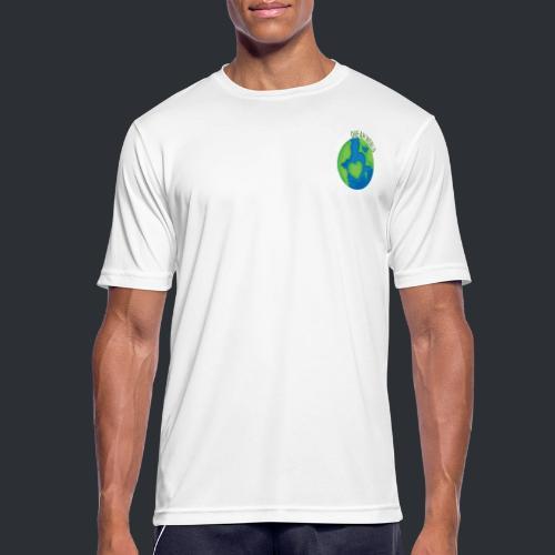 Slippy's Dream World Small - Men's Breathable T-Shirt
