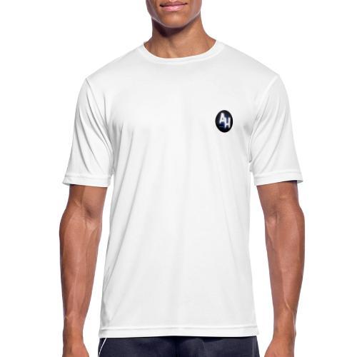 gamel design - Herre T-shirt svedtransporterende