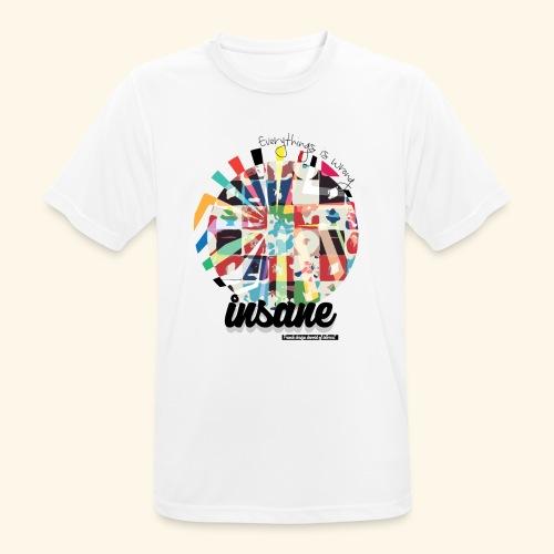 Wrong - T-shirt respirant Homme