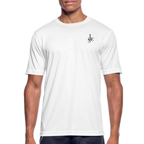 LSC Black - Herre T-shirt svedtransporterende