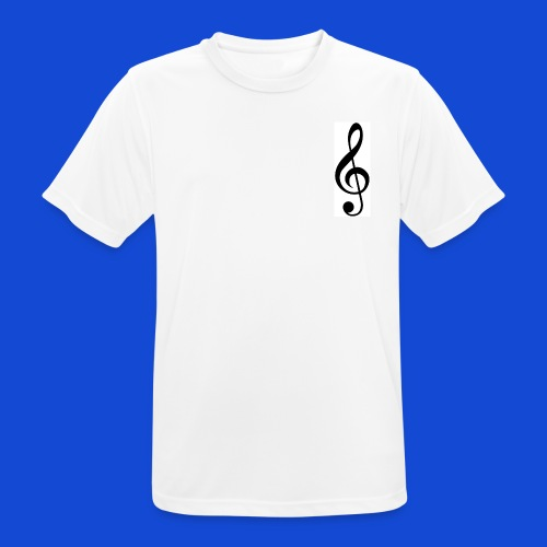 musical - Camiseta hombre transpirable