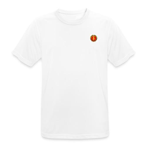 DDR retro - Männer T-Shirt atmungsaktiv