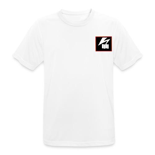 bad flag bad brains - Men's Breathable T-Shirt