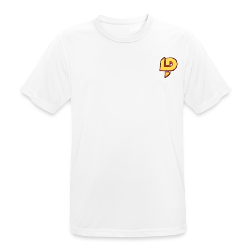 Logo LordProz - Men's Breathable T-Shirt