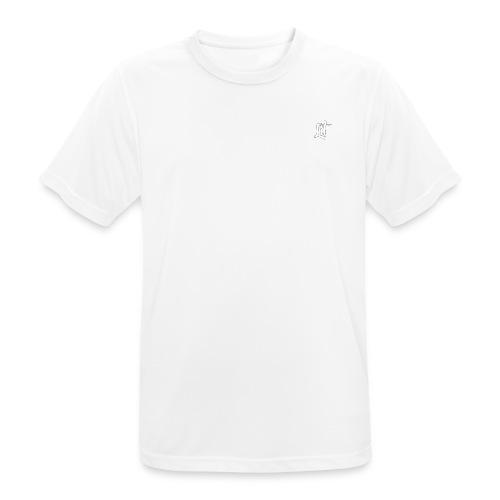 LIT - mannen T-shirt ademend