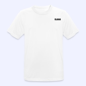 Klaaa - Männer T-Shirt atmungsaktiv