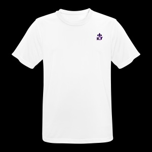 RF LOGO - Men's Breathable T-Shirt