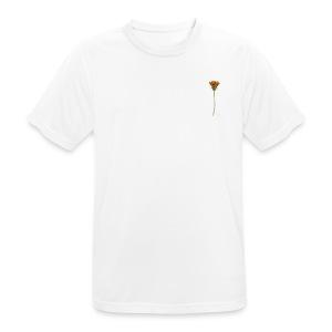 flower - Männer T-Shirt atmungsaktiv