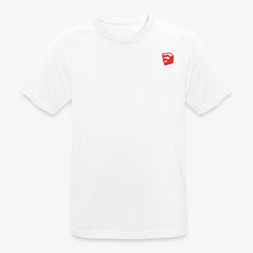 test - T-shirt respirant Homme