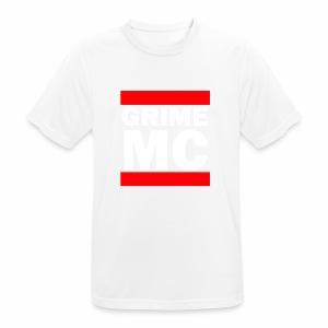 GRIME MC - Men's Breathable T-Shirt