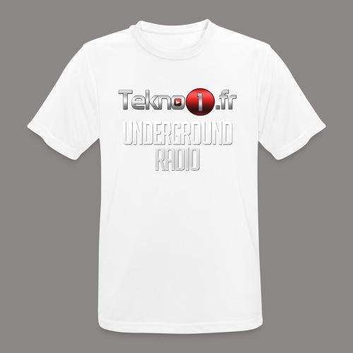 logo tekno1 2000x2000 - T-shirt respirant Homme
