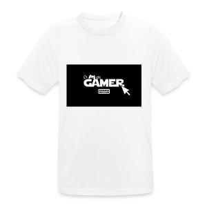Gamer - Men's Breathable T-Shirt