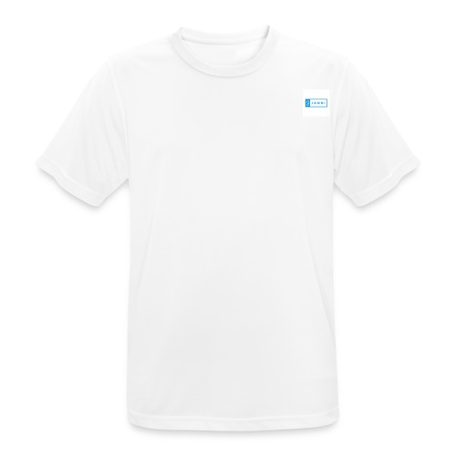 Janni sport - Herre T-shirt svedtransporterende