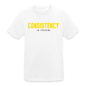 Consistency - Männer T-Shirt atmungsaktiv