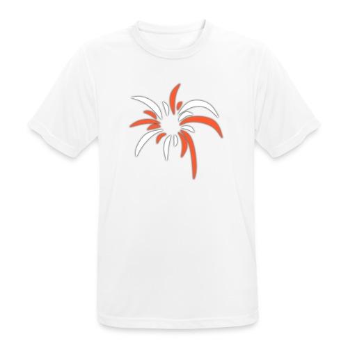 ExplosionsLogo - Männer T-Shirt atmungsaktiv