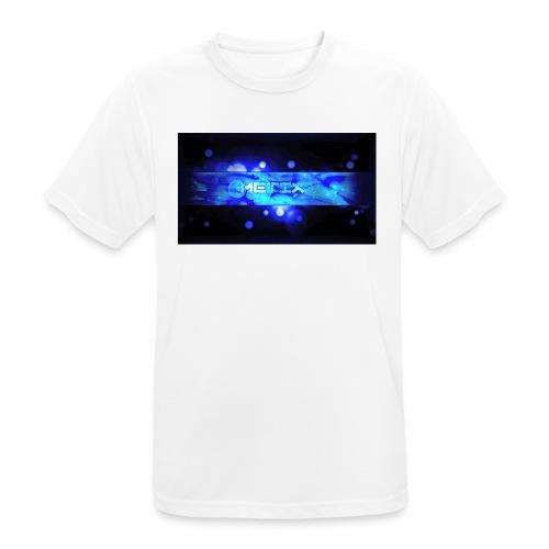 MeTix - Männer T-Shirt atmungsaktiv