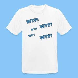 WTF! T SHIRT - Men's Breathable T-Shirt