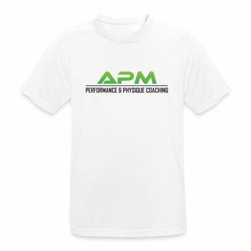 APM - Männer T-Shirt atmungsaktiv