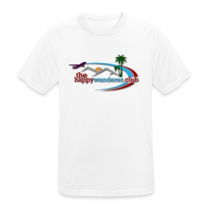 The Happy Wanderer Club Merchandise - Men's Breathable T-Shirt