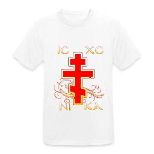 IC-XC-NI-KA - Männer T-Shirt atmungsaktiv