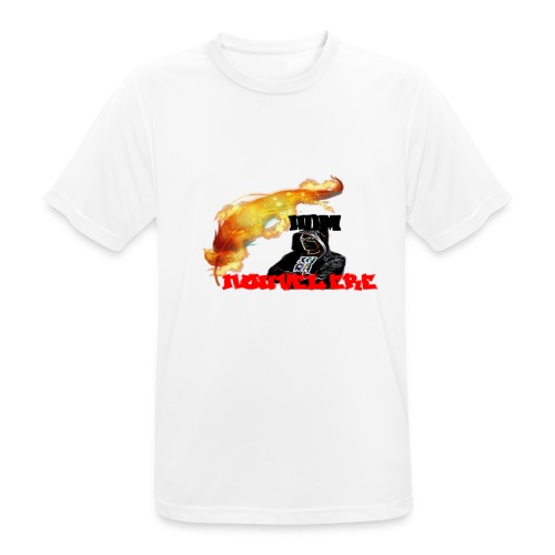 pub tee shirt nouvel ere - T-shirt respirant Homme