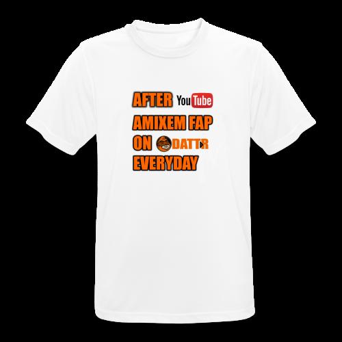amixem - Men's Breathable T-Shirt