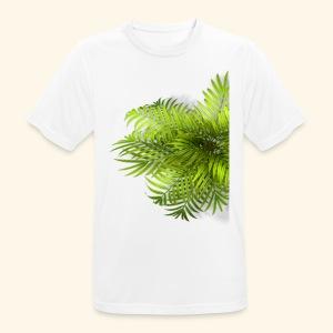 Palm T Shirt - Männer T-Shirt atmungsaktiv