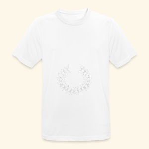 Happiness looks gorgeous on you - Männer T-Shirt atmungsaktiv