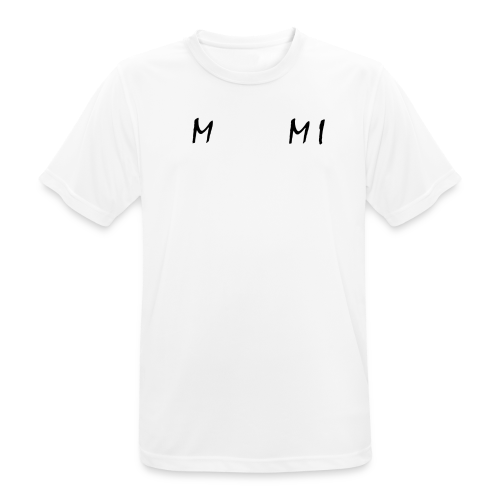 Miami Collection - Pustende T-skjorte for menn