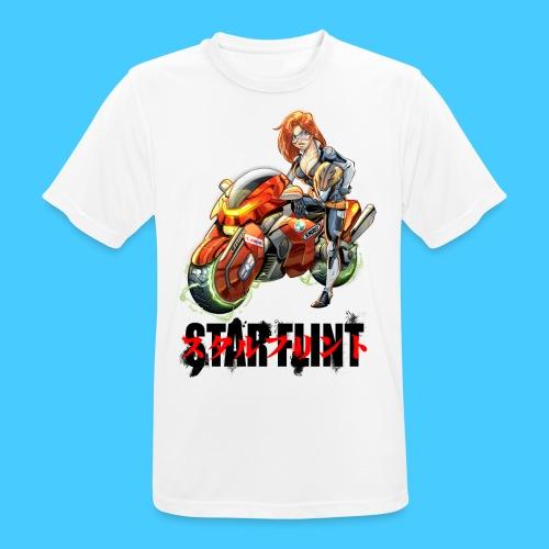 StarFlint Trixie - T-shirt respirant Homme