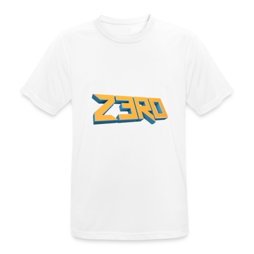The Z3R0 Shirt - Men's Breathable T-Shirt