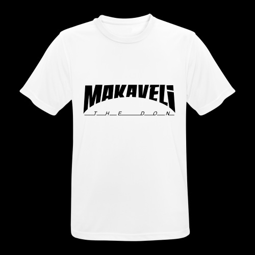 Makaveli the Don - Männer T-Shirt atmungsaktiv