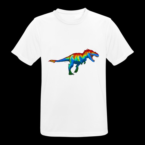 T-Rex - Men's Breathable T-Shirt