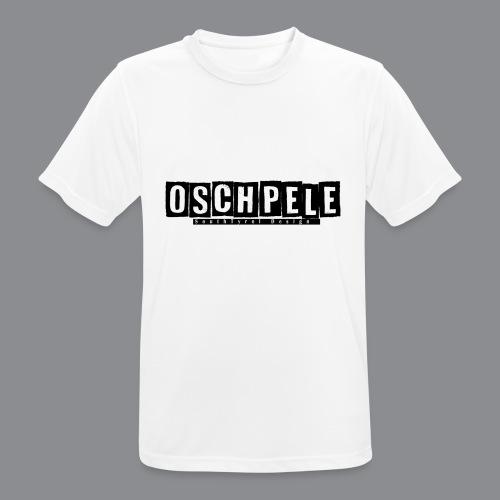 oschpele Kachelform - Männer T-Shirt atmungsaktiv
