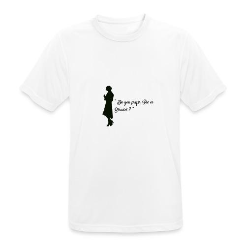 Queenie - T-shirt respirant Homme