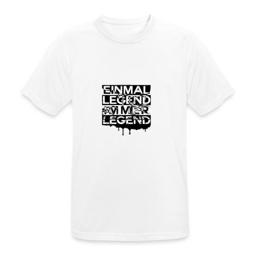 4everLegend - Männer T-Shirt atmungsaktiv