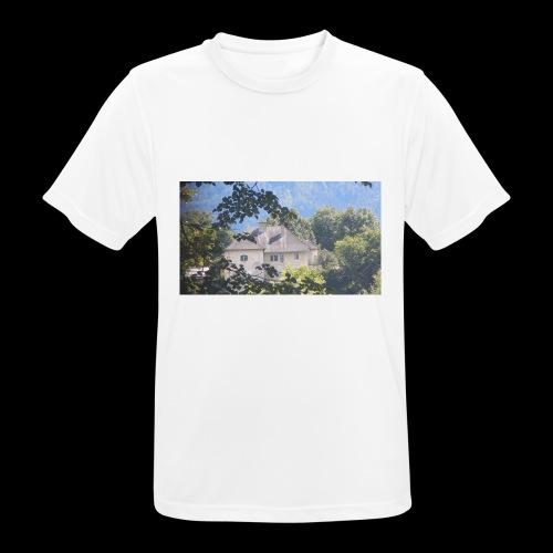 Altes Haus Vintage - Männer T-Shirt atmungsaktiv