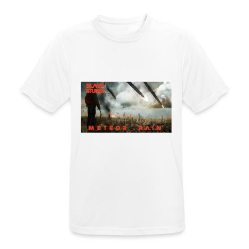 Meteor rain - Maglietta da uomo traspirante