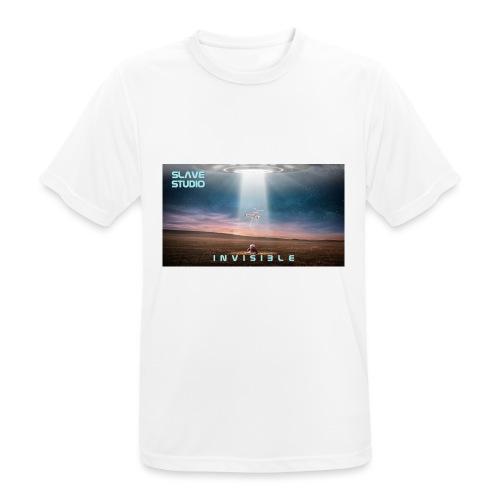 INVISIBLE - Maglietta da uomo traspirante
